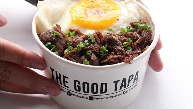 The Good Tapa Started Out In Food Bazaars Before Opening Its First Branch At Yard Underground Pasig City