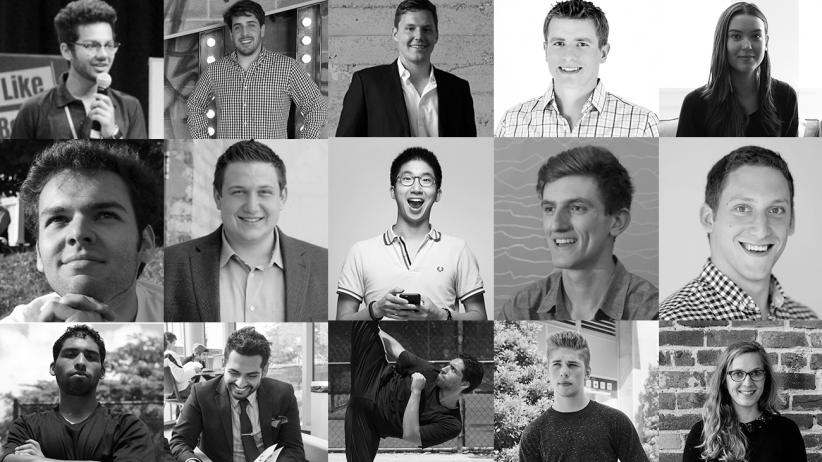 Millionaire Fast Track: 27 CEOs Under 27