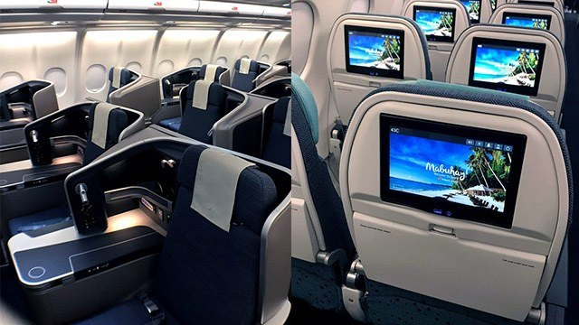 PAL's New Business Class Cabins Are Stunning (and Very Filipino)