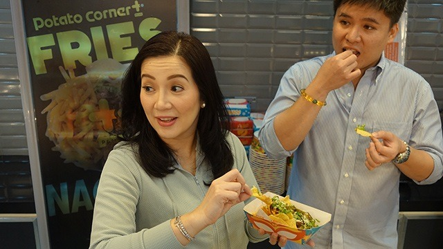 Would You Invest Php2M-Php3 5M in a Franchised Stall of Kris