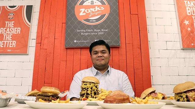 (Video) Meet the Business Owner Who Caused a Z Movie-Like Stampede for the Php8 Zark's Burgers
