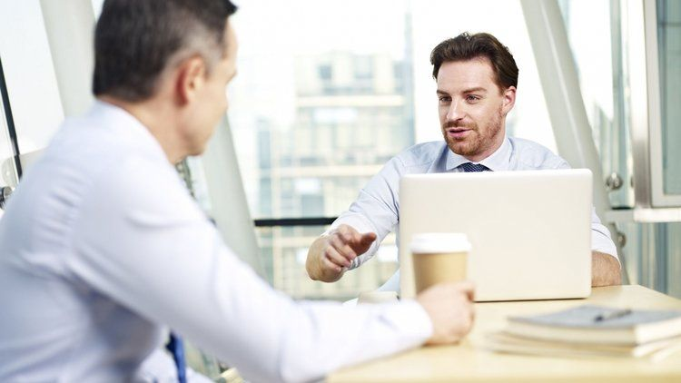 Worried About Your Performance Review? Work Harder on Building Relationships