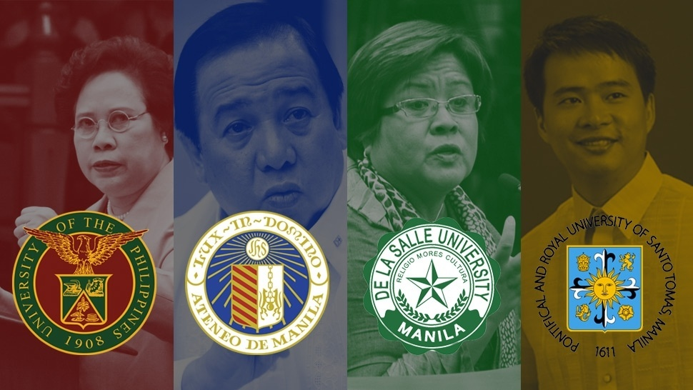 Which University Produced the Biggest Number of Philippine Senators?