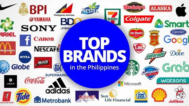 Is Your Favorite Product Brand One Of The Most Recognizable In PH