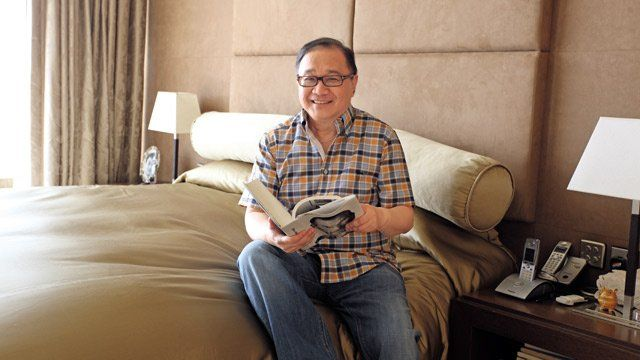 Take a Peek Inside Manny Pangilinan's Hong Kong Apartment
