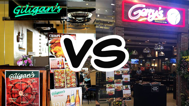 Gerry's Grill vs Giligan's: Who's Leading the Battle of the Beer Joints?