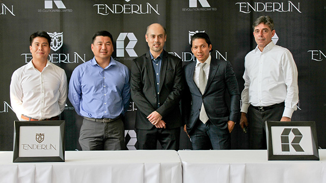 Robbie Antonio, Dennis Uy, Jack Tuason Tie Up to Build Modular Restaurants