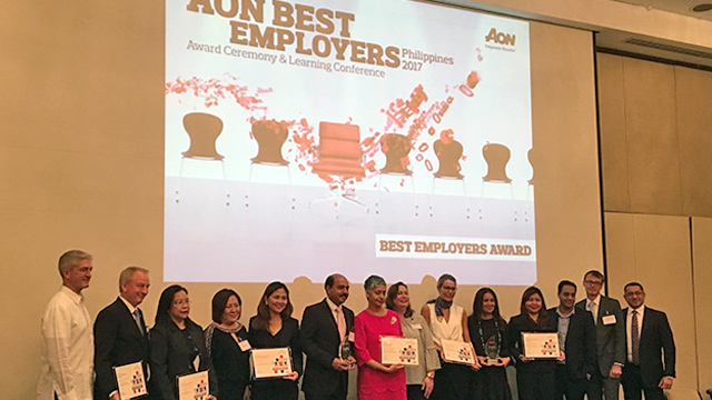 American Express, DHL, Marriott and Other Multinational Companies Top Best Companies to Work For in PH, Aon Survey Says
