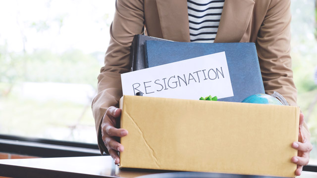 Reasons Why You Want to Resign, According to a Survey