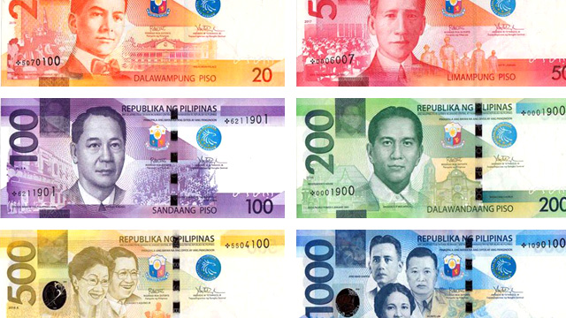 Have You Seen the New Php1,000, Php200 and Php50 Currency Banknotes?