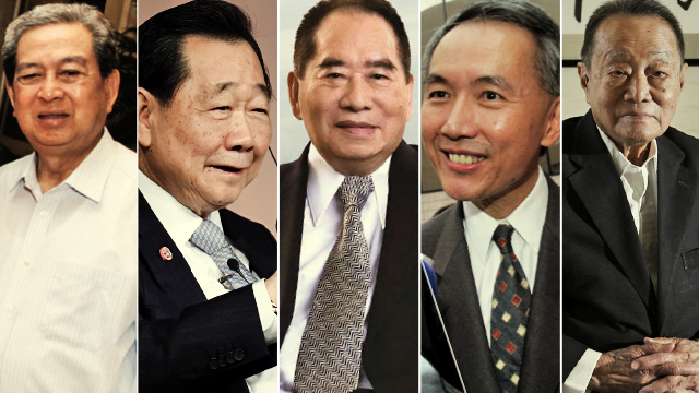 How Do Henry Sy, John Gokongwei Jr. and Lucio Tan Compare with  Other Rich Listers in the ASEAN?