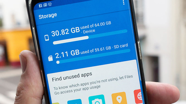 Productivity Hack: Free Up Space on Your Mobile with Files Go