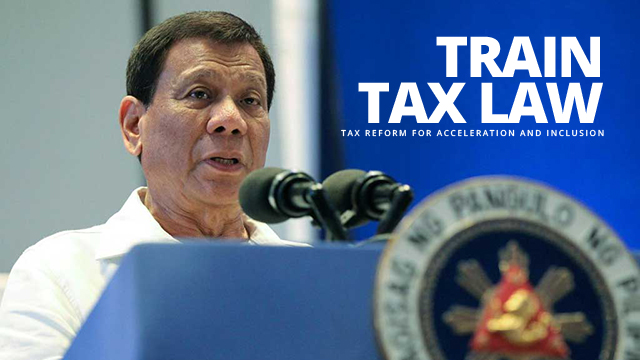 The Extremely Busy Person's Guide to the New Tax Law Just Signed By President Duterte