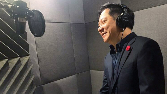 This Festive Season, Listen to PH's 9th Richest Man Andrew Tan Sing a Christmas Tune