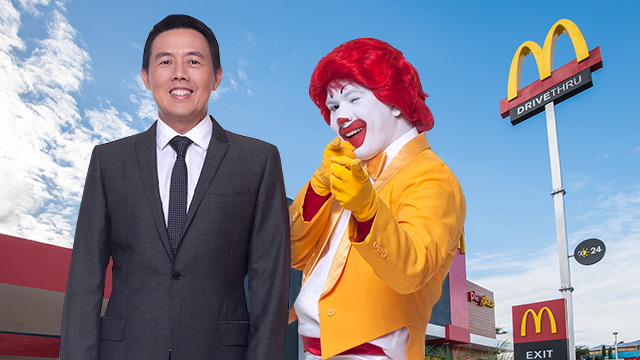 Financial Adviser: 5 Business Lessons Everyone Can Learn from McDonald's PH Chief, Kenneth Yang