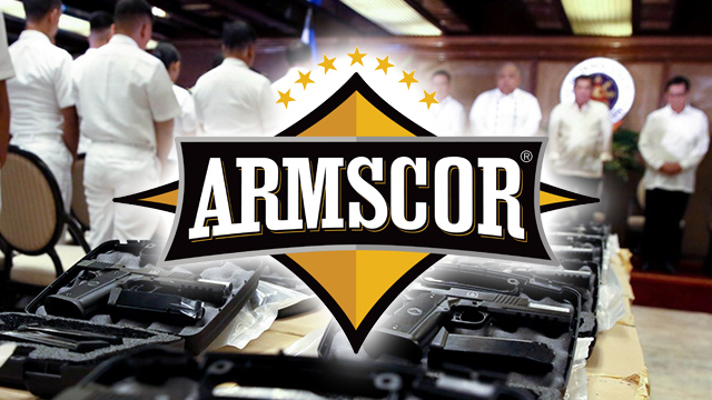 When Duterte Promised New Caliber .45 Pistols for the Military, This PH Arms Maker Fulfilled the Order