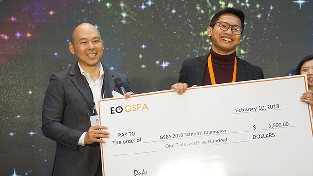 Only 21, This Student Founded a Startup That an Electric Utility Wants to Buy for Php120M