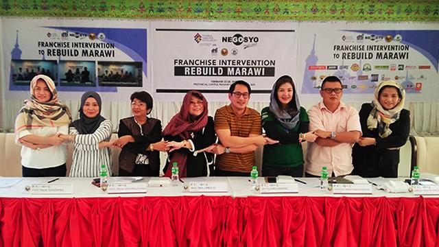 Franchise Talk: You Can Help Rebuild Marawi Through Franchising