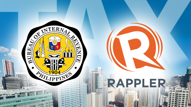 Online Media Startup Rappler's Parent Firm Charged With Tax Evasion