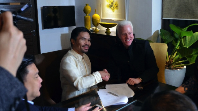 Manny Pacquiao Investing in Cryptocurrency Startup, Will Release His Own Virtual Token Soon