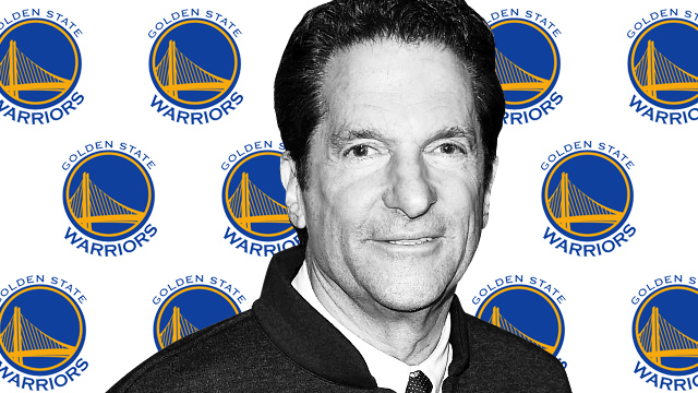 Golden State Warriors Co-Owner Peter Guber On Leadership And Building A Winning Team