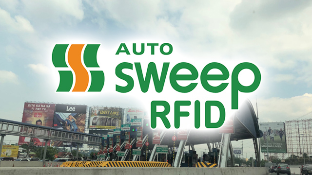 Off to Central Luzon for Holy Week? AutoSweep RFID Tags Now Usable in NLEX and SCTEX