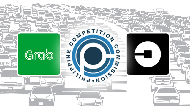 PH Anti-Trust Body to Review Grab-Uber Merger as It Could Reduce Competition