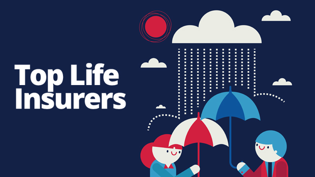 What Are PH's Largest Life Insurance Companies Last Year?
