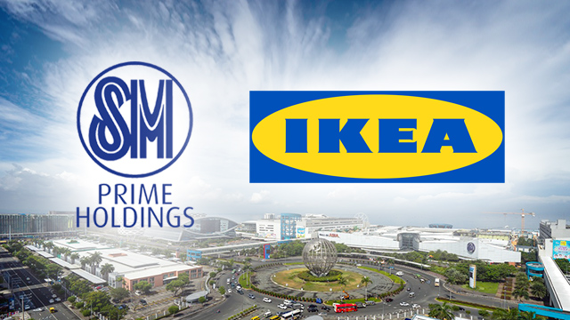 SM Prime to Build First IKEA Store in PH in Mall of Asia, Says Bloomberg