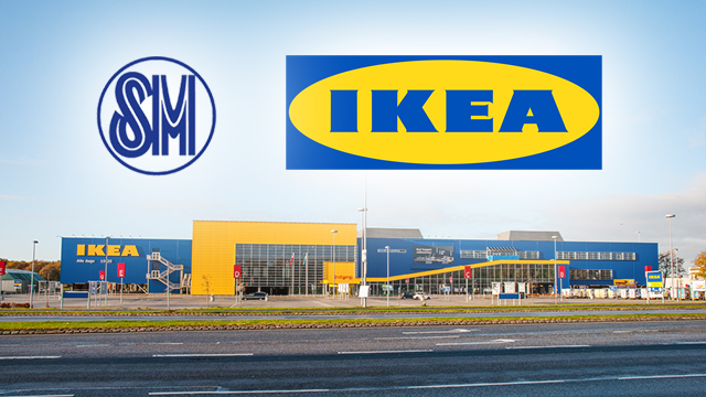sm prime to build first ikea store in ph in mall of asia