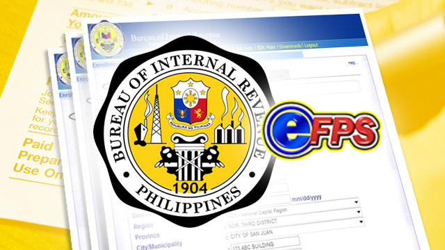 BIR Opens eFiling Center for Taxpayers Who Want to Submit Tax Returns Digitally