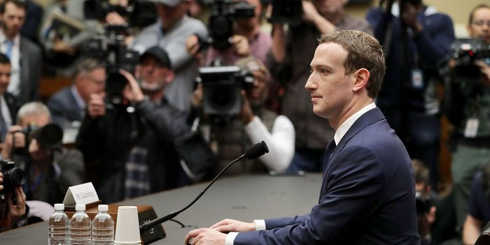 Facebook and Chocolate: The Biggest Revelations and Strangest Moments From Mark Zuckerberg's US Congress Testimony