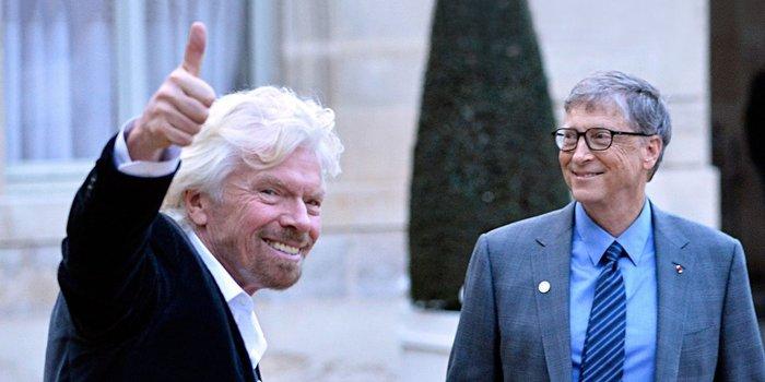 (Infographic) How 10 Billionaires Faced Failure