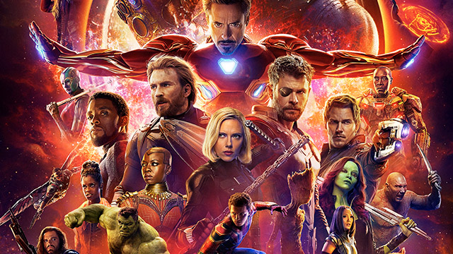 Avengers: Infinity War Breaks PH Box Office Record, Grosses Php140M on First Day