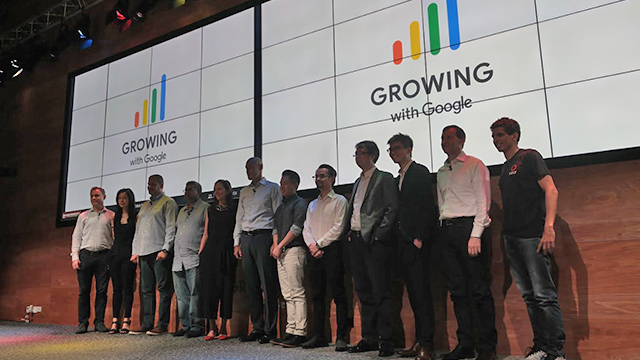 Growing With Google: A Guide for Big and Small Businesses, Content Creators, Developers and Publishers