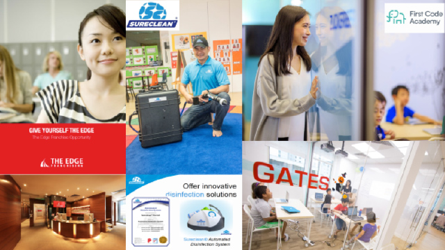 Franchise Talk: Top Education and Services Franchises from HK and SG Seeking Local Franchise Partners