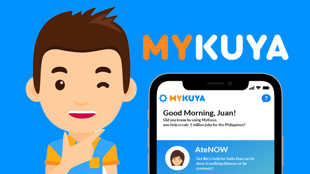 From Deliveries to Dishwashing, This App Can Help You Do Errands for Only Php49 Per Half Hour