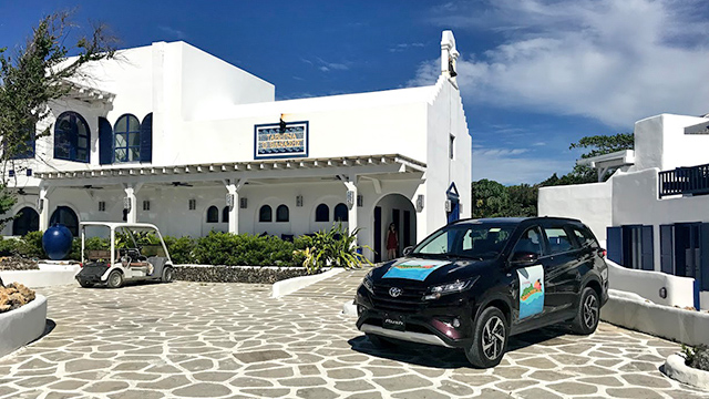 What's It Like to Drive A Toyota Rush in Balesin?