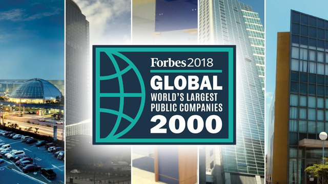 More Exclusive Than Billionaire Ranking: Only 6 PH Conglomerates In This Year's Forbes Global 2000 List
