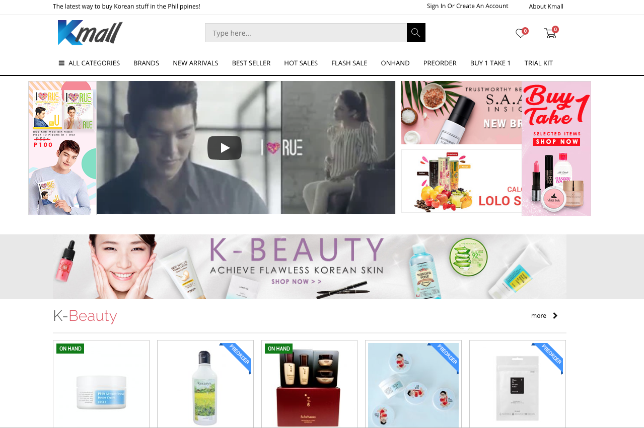 You Can Be a K-Beauty Reseller Through This E-Commerce Site for Only