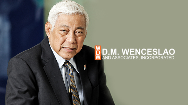 From Military Engineer to Reclamation Pioneer: D.M. Wenceslao and  PH's First IPO of 2018