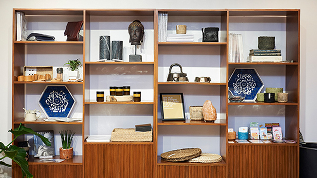 Artesania Works With Brand Partners By Giving Space To Their Merchandise  From Local Furniture Makers In Their Store
