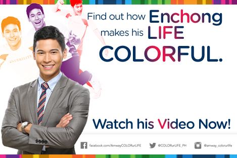 Enchong Dee an Independent Business Owner