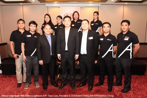 alliance software team