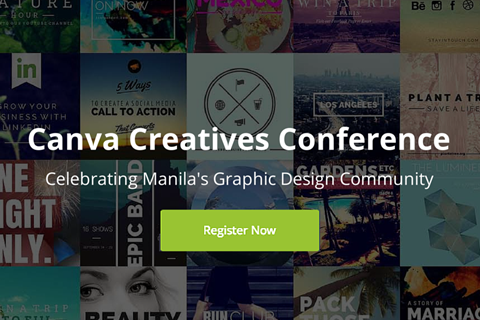Canva Creatives Conference