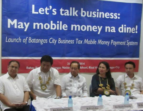 Business tax payments made easier, safer with mobile money