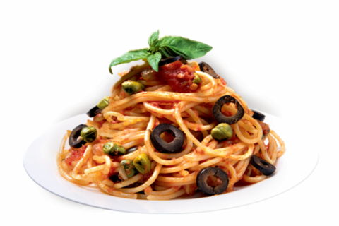 Pasta recipe for food entrepreneurs: Pasta Mediterraneo