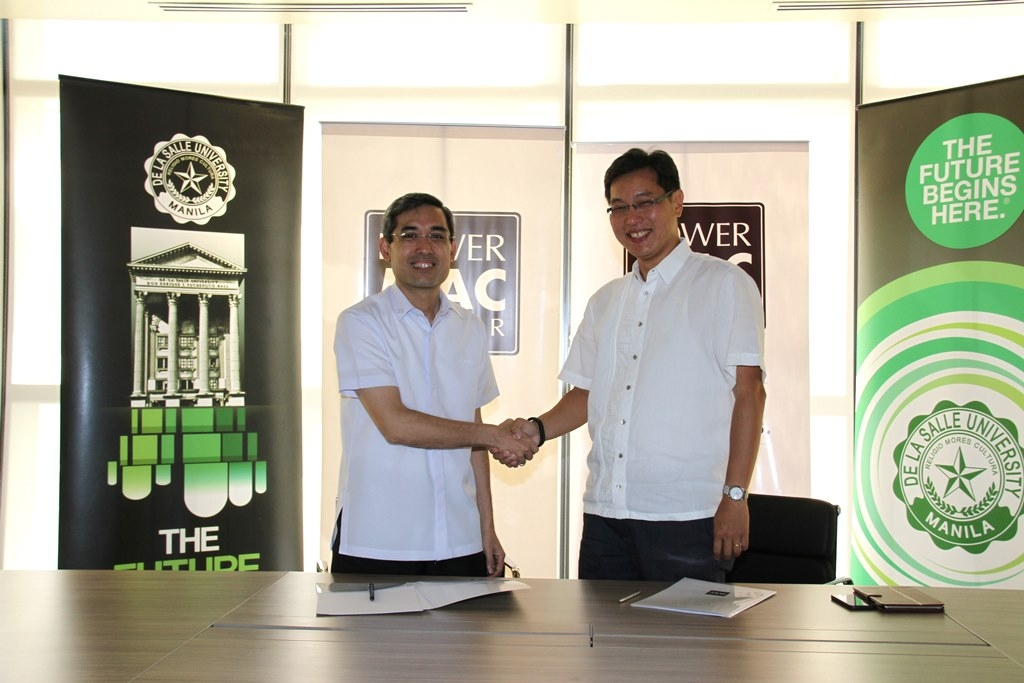 Power Mac Center, DLSU boost partnership for better Apple offerings