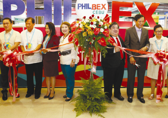 Cebu Trio 2014 unfolds the province's colorful trade