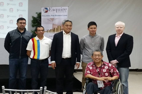 Esquire Financing holds plenary for business model competition
